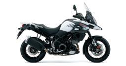 SUZUKI V-Strom 1000XT ABS (biela)