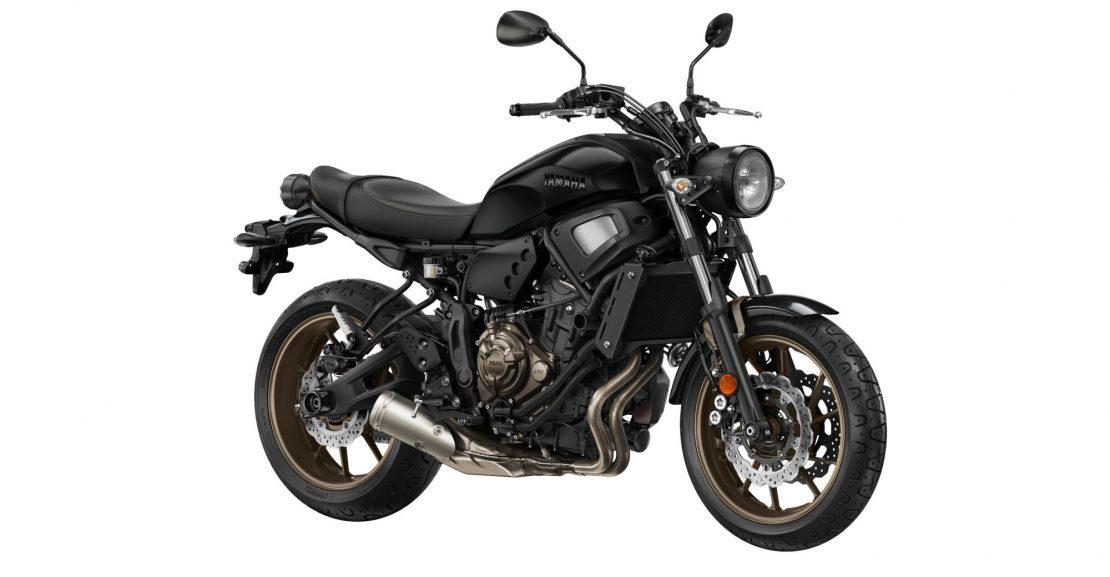 Yamaha XS700 black Motokomplex