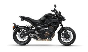 YAMAHA MT-09 ABS (čierna)