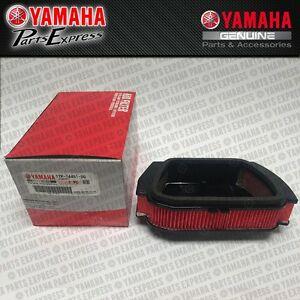 Yamaha vzduchové filtre