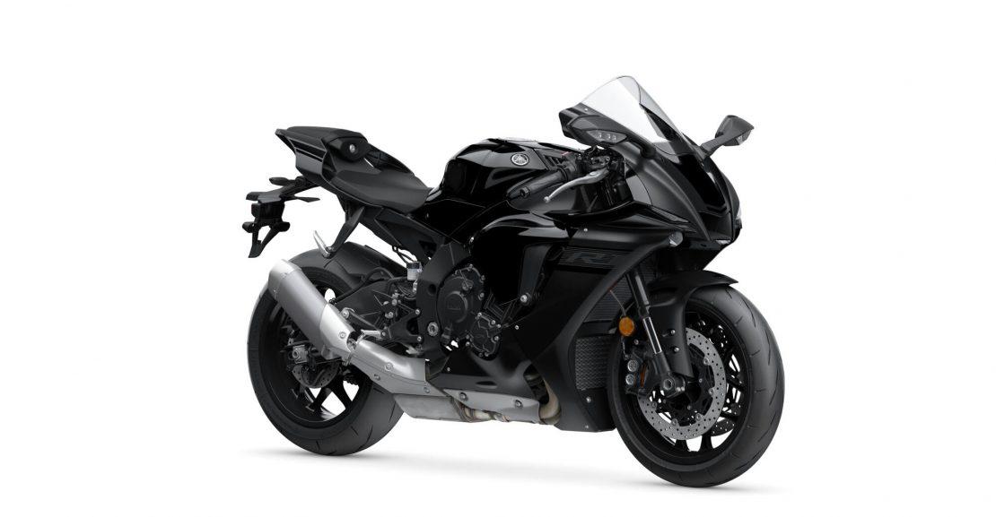 Yamaha YZF-R1 cierna Motokomplex