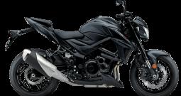 SUZUKI GSX-S750 2021 čierna