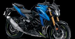 SUZUKI GSX-S750 2021 modrá
