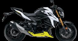 SUZUKI GSX-S750 2021 biela