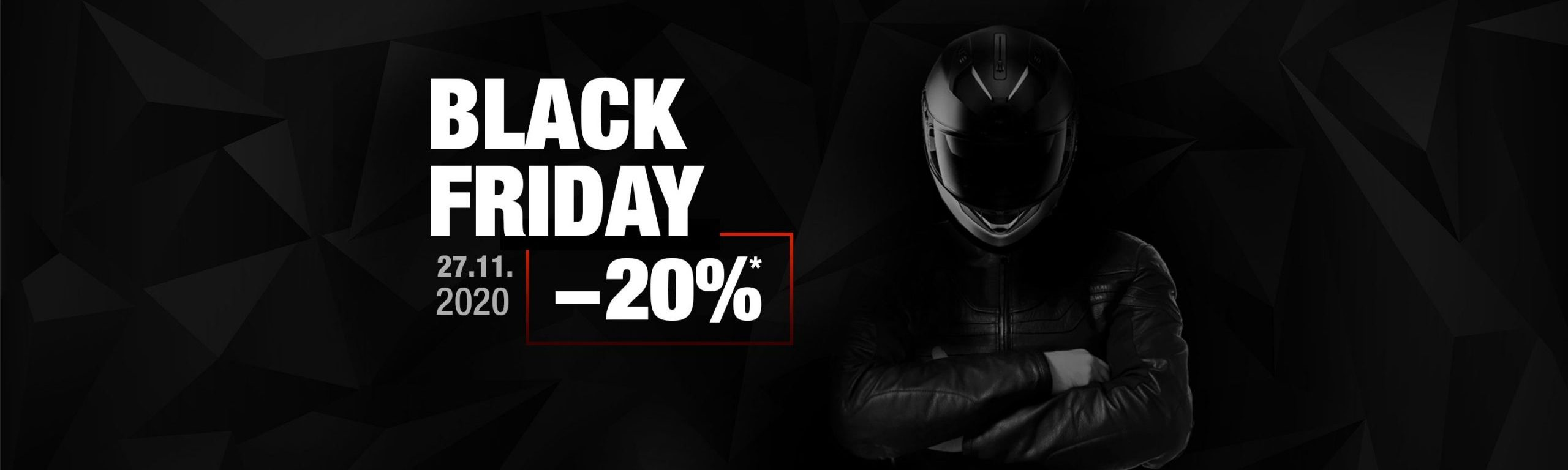 Black friday Motokomplex -20%