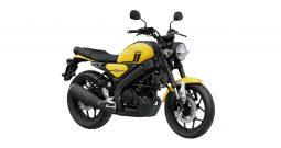 YAMAHA XSR 125 (žltá)