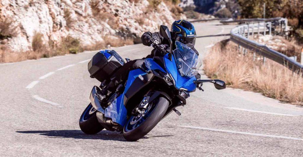 GSX S1000GT motokomplex
